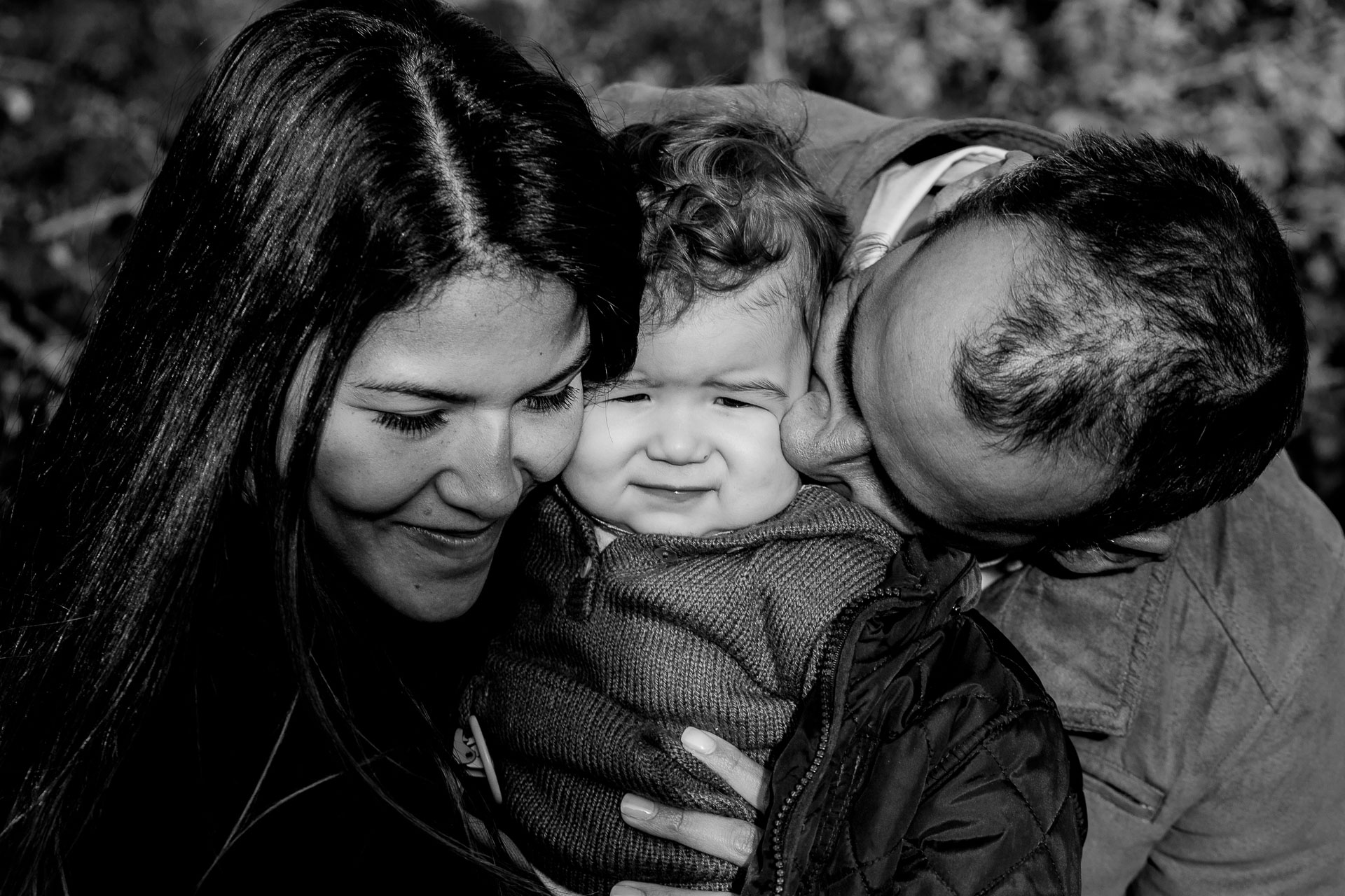 fotos familia casa barcelona
