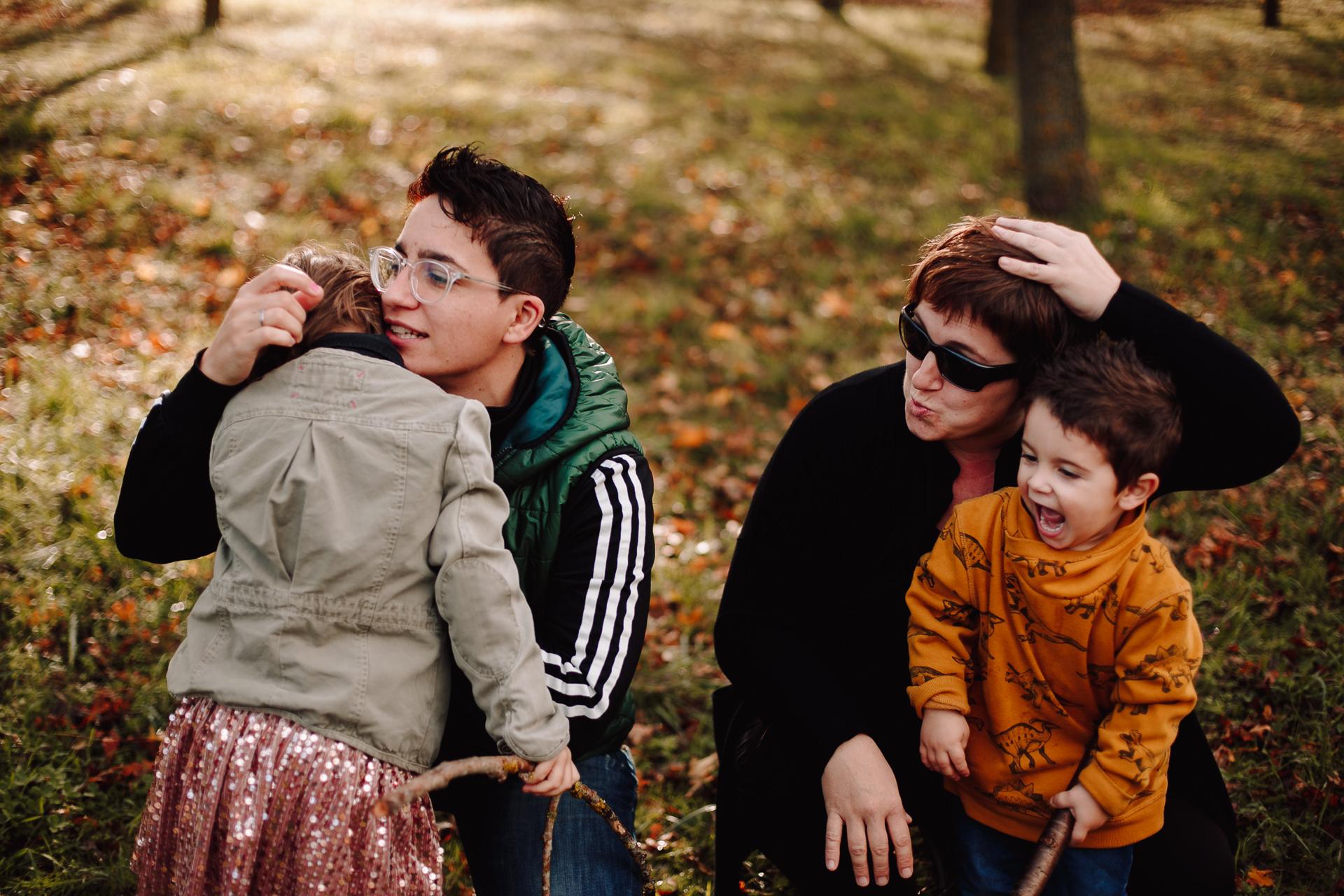 fotos familia barcelona