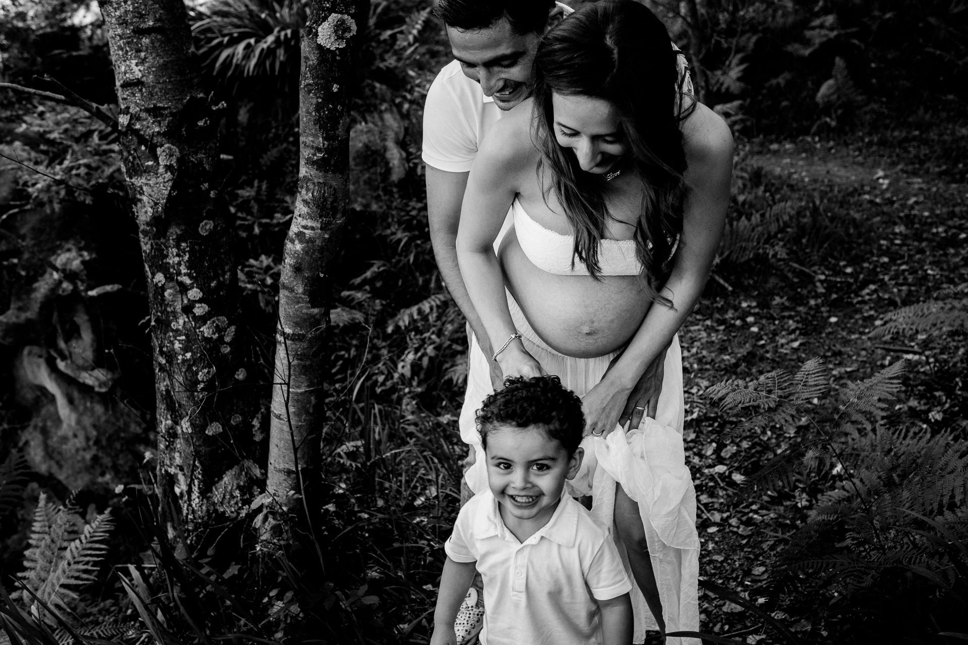 fotos embarazo barcelona