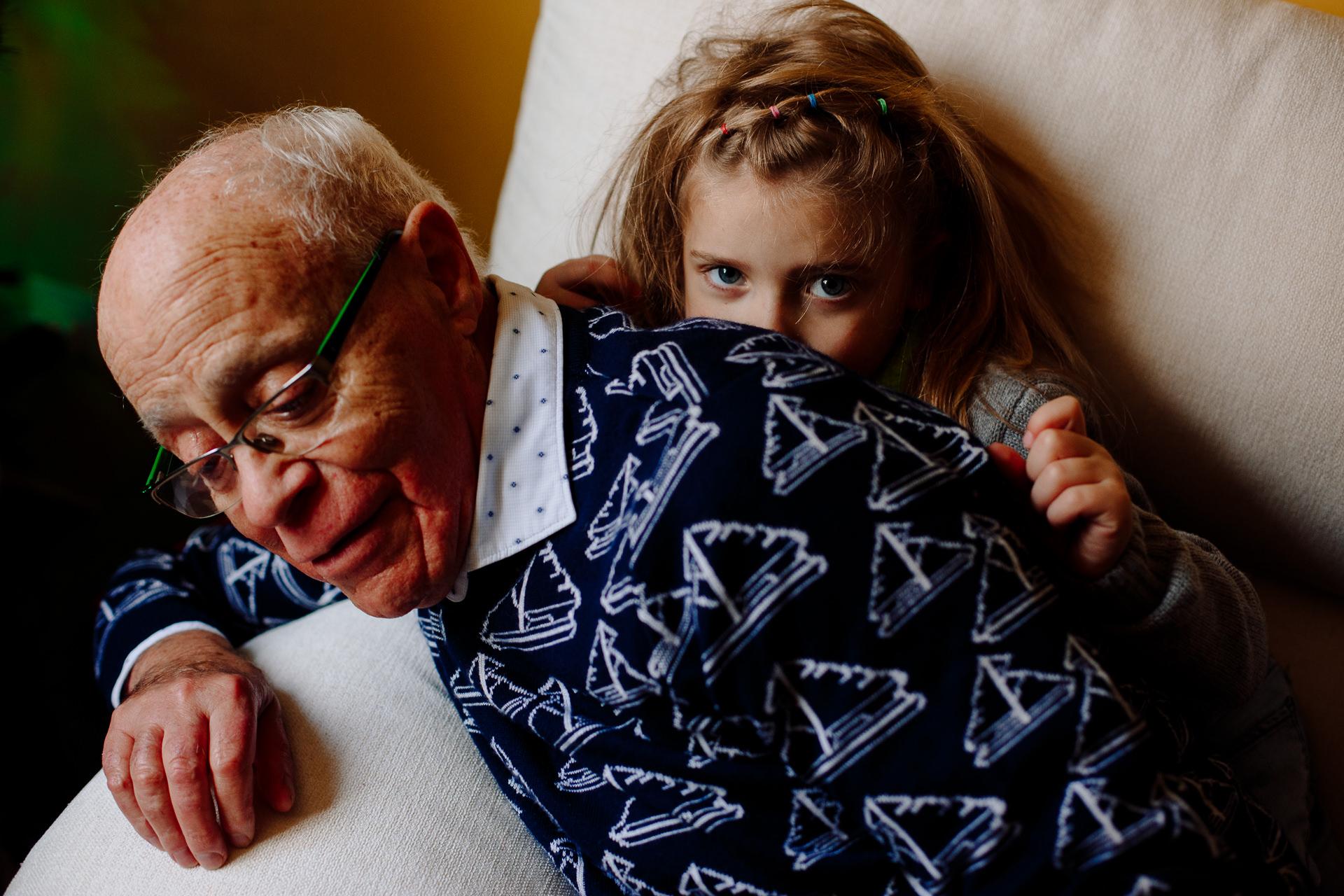 sesion fotos abuelos barcelona
