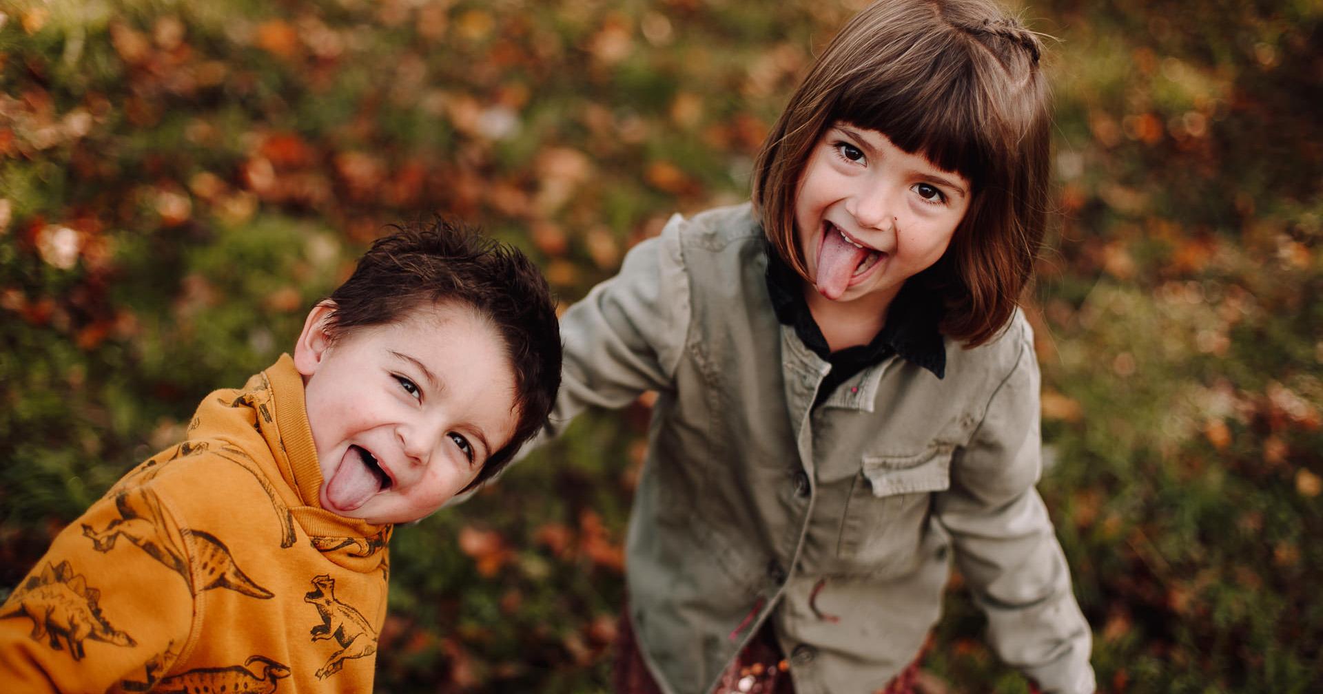 BERA Y MAEL | FOTOS DE FAMILIA AL AIRE LIBRE