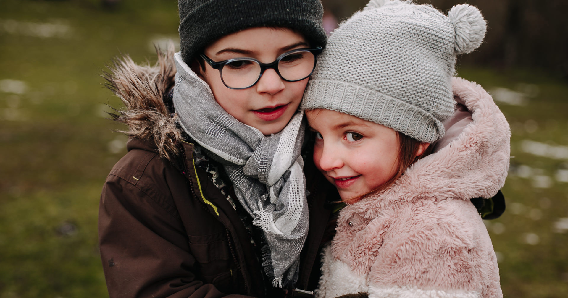 XIANA & DANI | FOTOS DE FAMILIA EN LA NIEVE