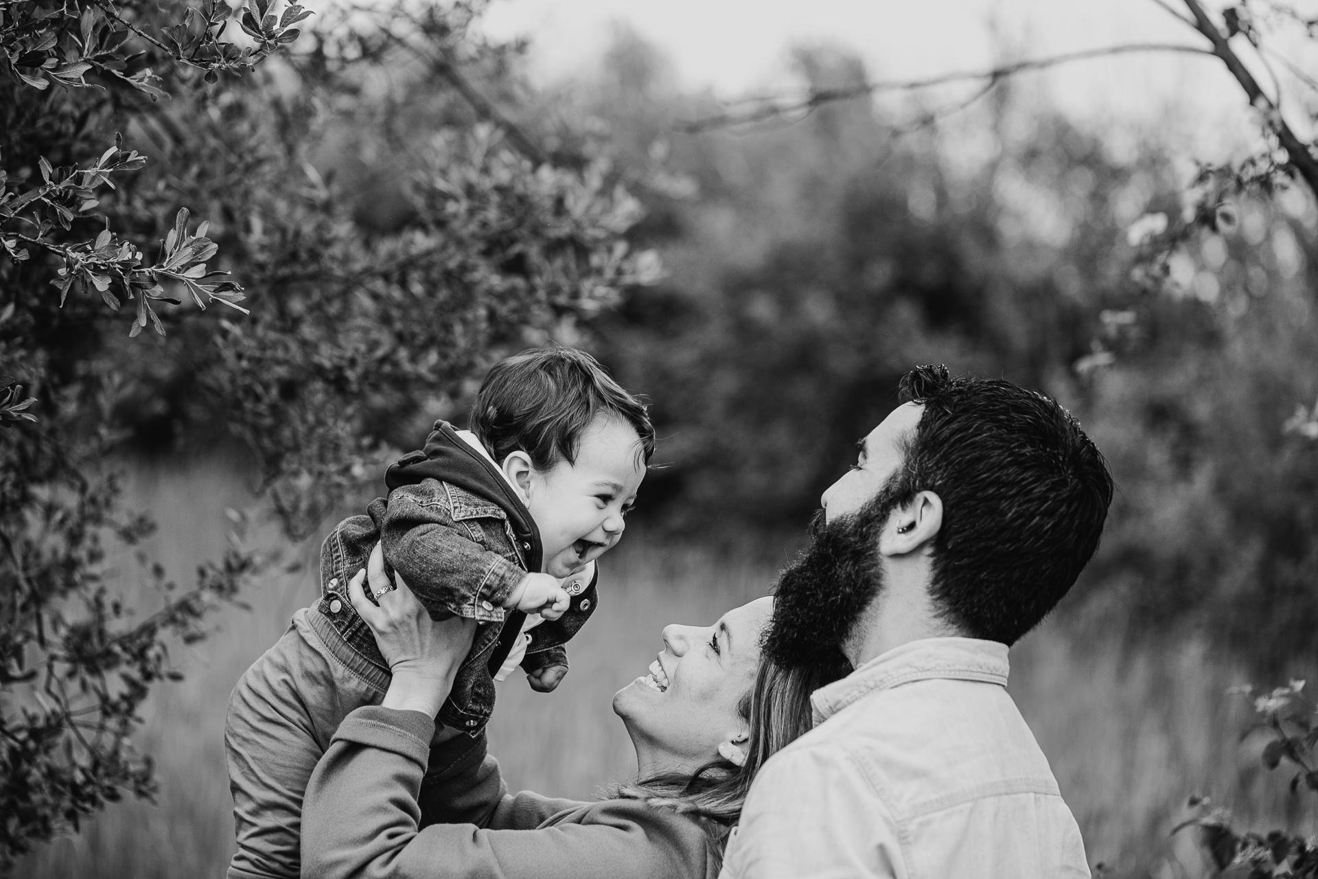 fotos de bebe de un año barcelona