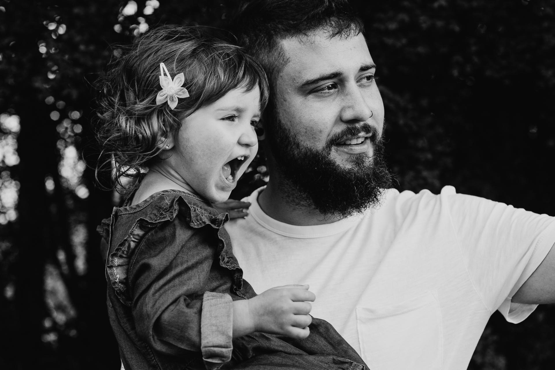 fotos de familia en el campo barcelona